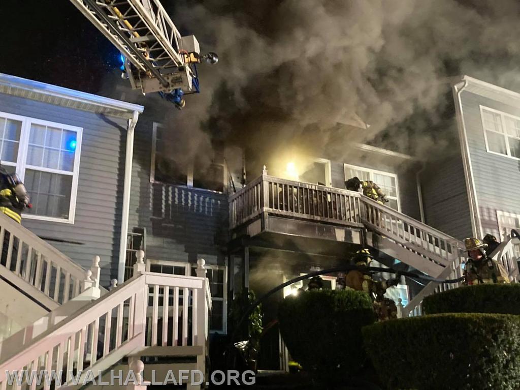 Elmsford 3-Alarm Fire