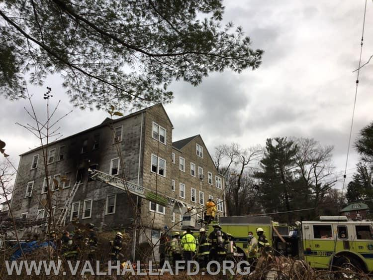 Ardsley 2-Alarm Structure Fire